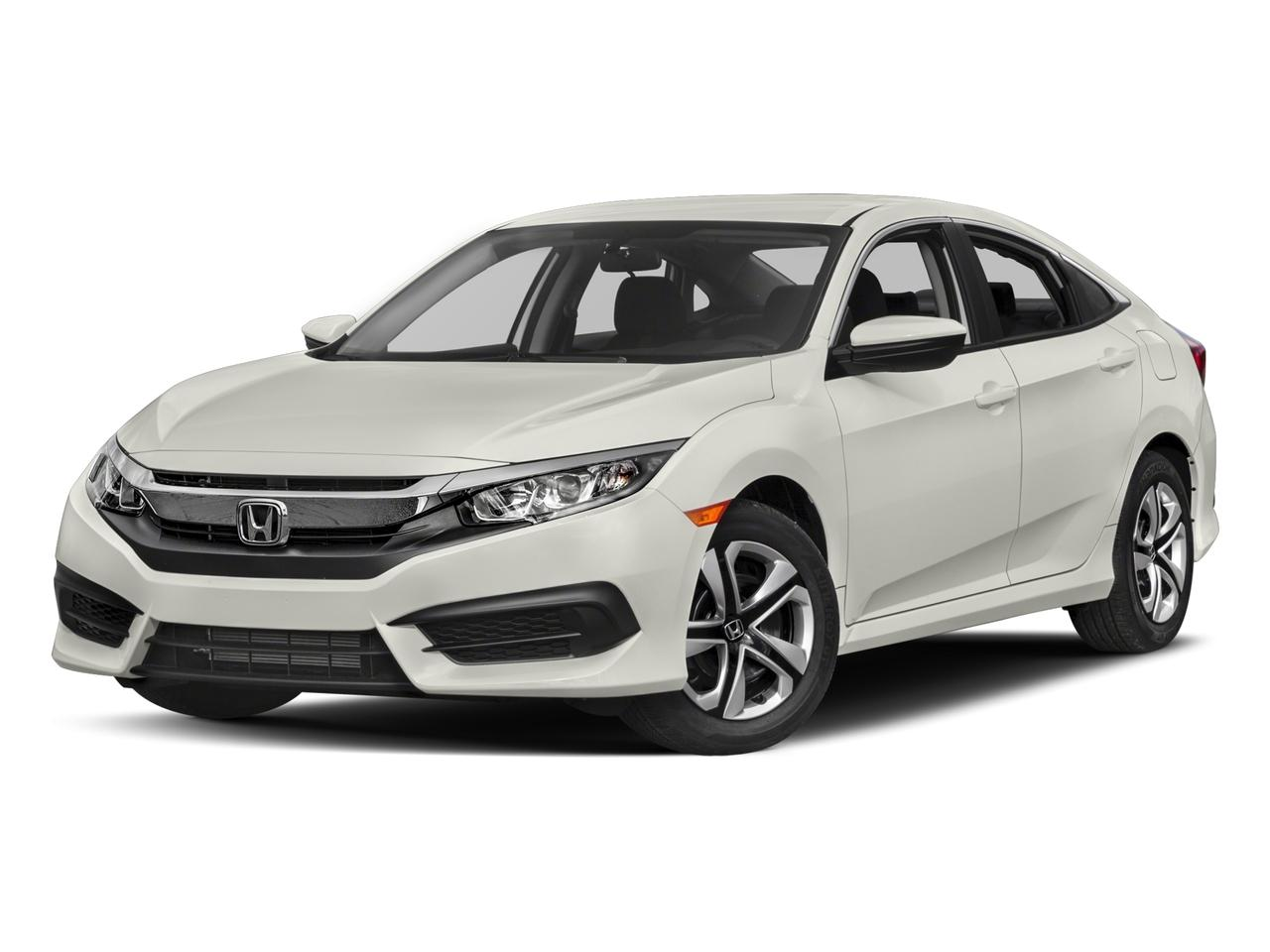 2017 Honda Civic Sedan Vehicle Photo in Austin, TX 78759