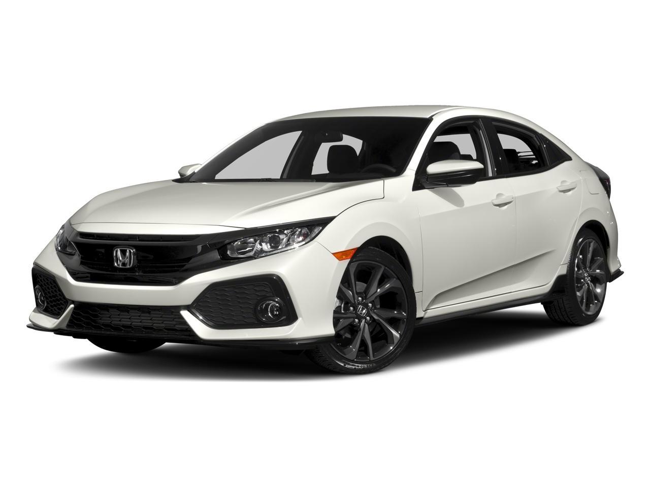 2017 Honda Civic Hatchback Vehicle Photo in Appleton, WI 54913