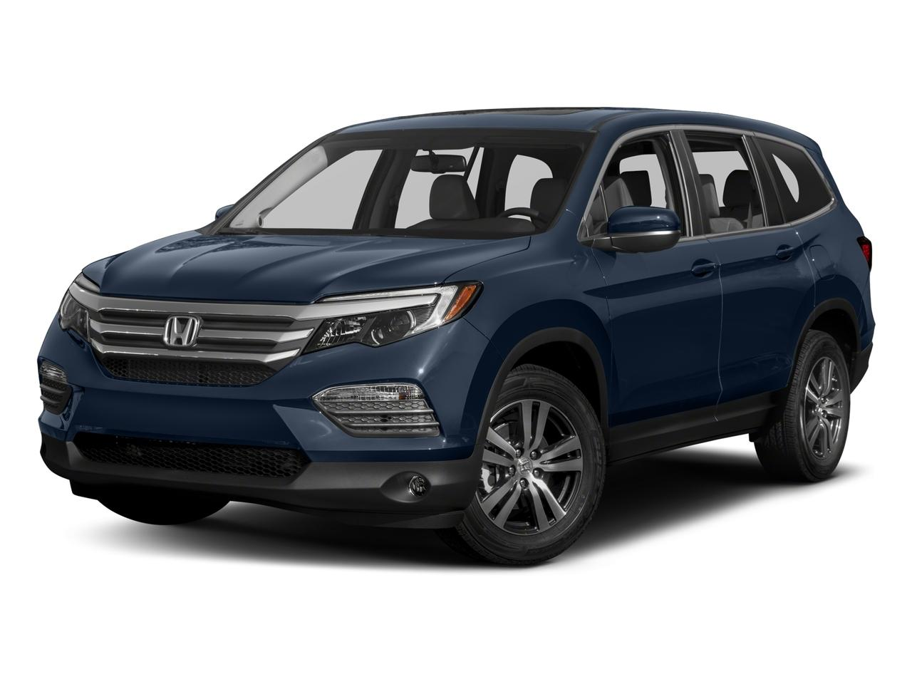 2017 Honda Pilot Vehicle Photo in Lafayette, LA 70503