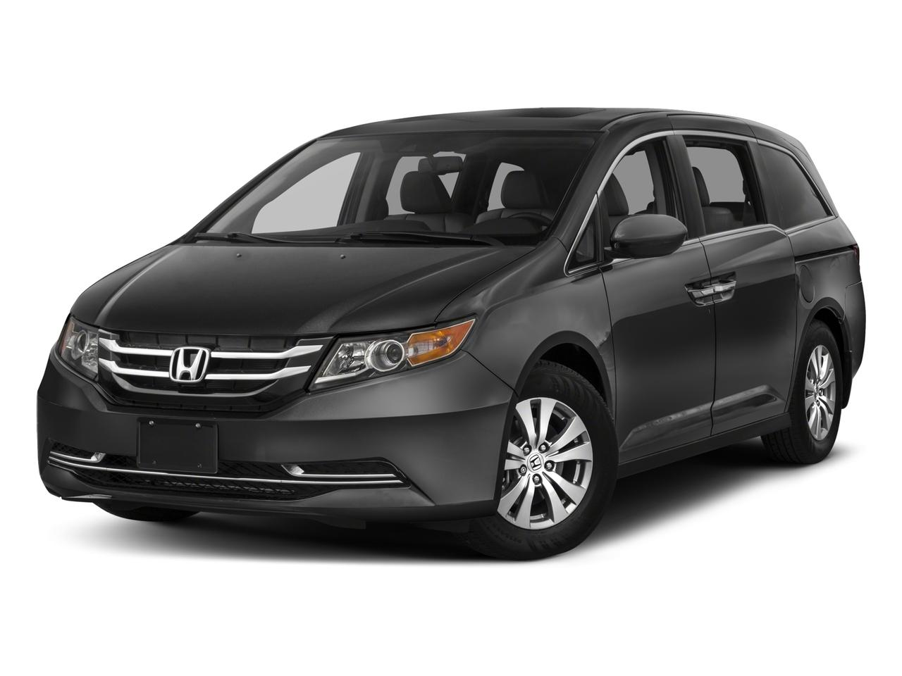 2017 Honda Odyssey Vehicle Photo in Manassas, VA 20109