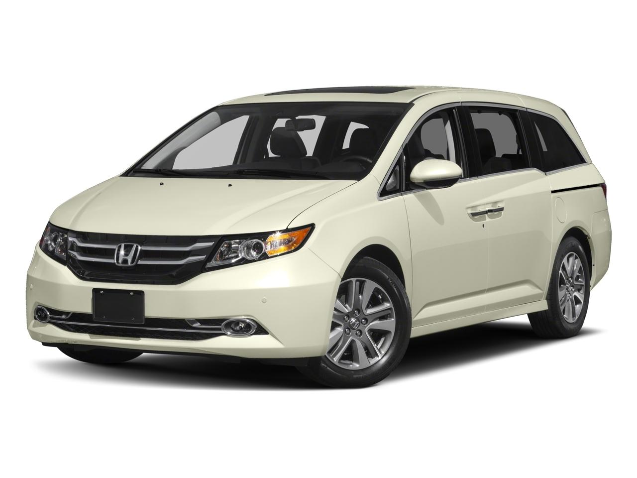 2017 Honda Odyssey Vehicle Photo in Mission, TX 78572