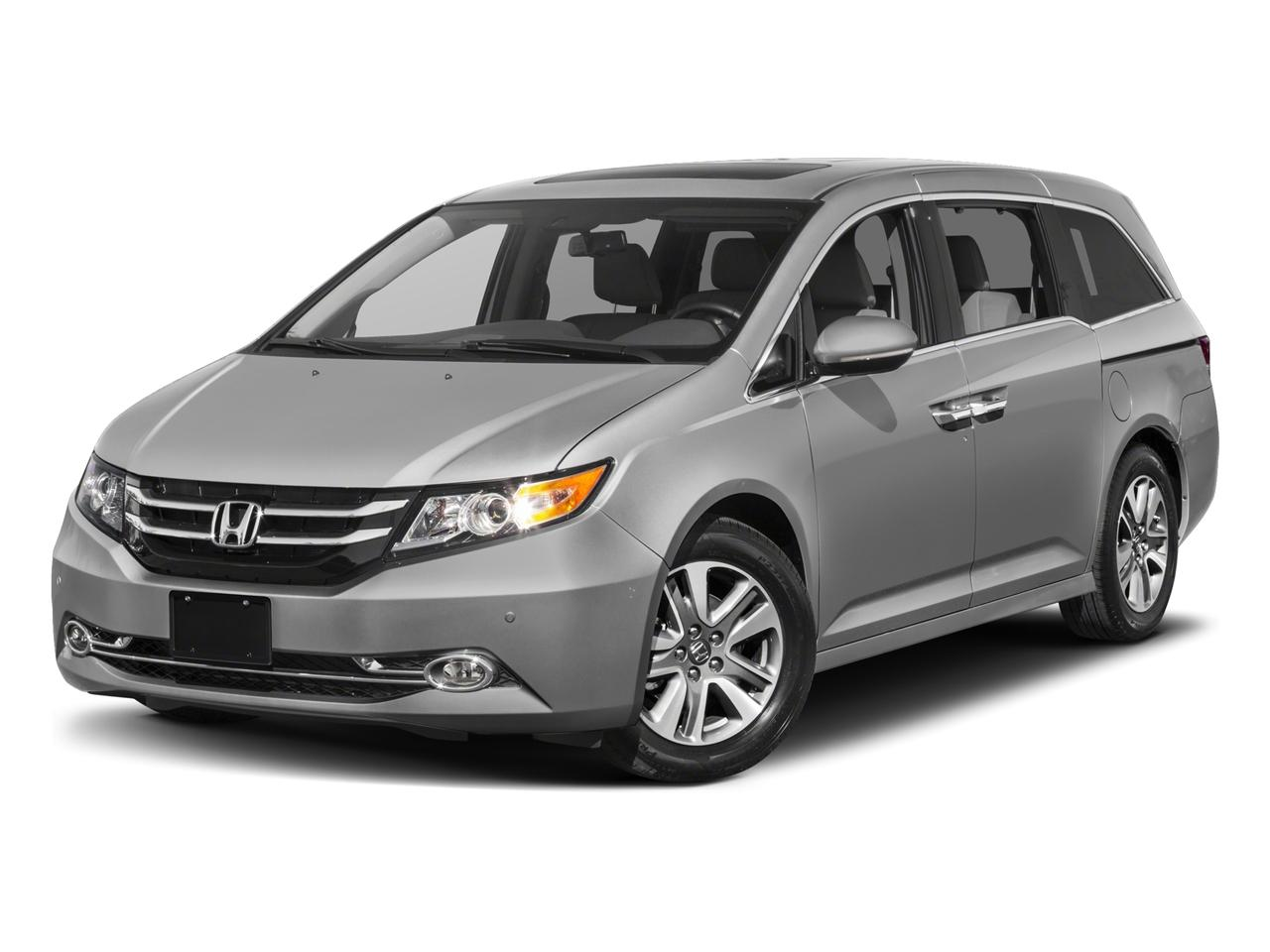 2017 Honda Odyssey Vehicle Photo in BEND, OR 97701-5133