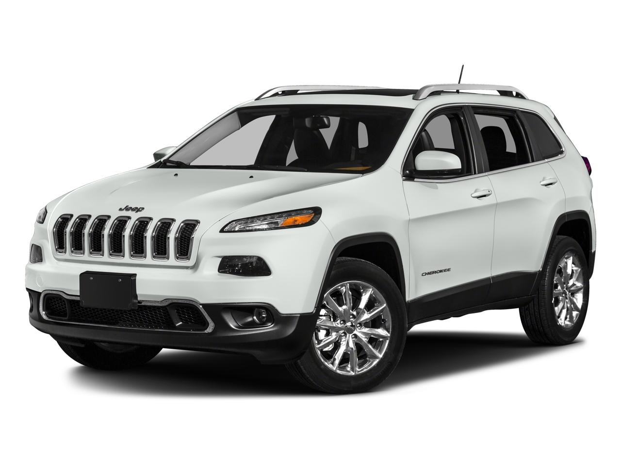 2017 Jeep Cherokee Vehicle Photo in Bend, OR 97701