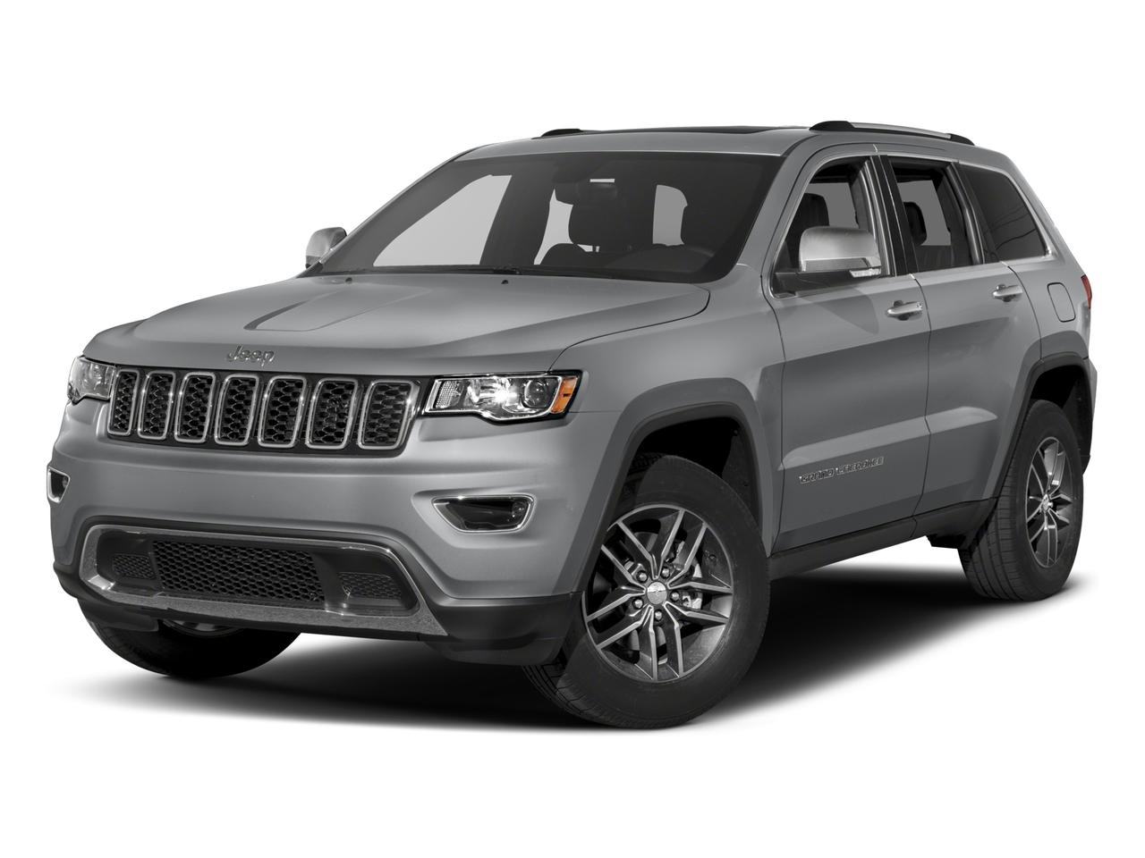 2017 Jeep Grand Cherokee Vehicle Photo in Mission, TX 78572
