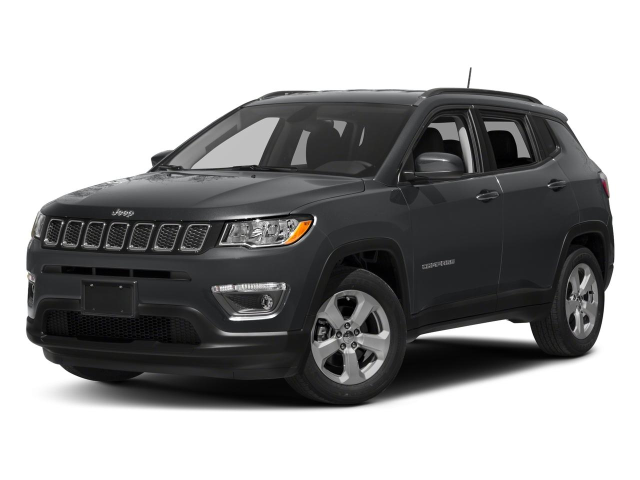 2017 Jeep Compass Vehicle Photo in Hartford, KY 42347