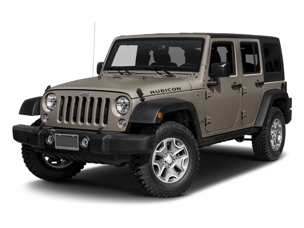 2017 Jeep Wrangler Unlimited Vehicle Photo in Neenah, WI 54956