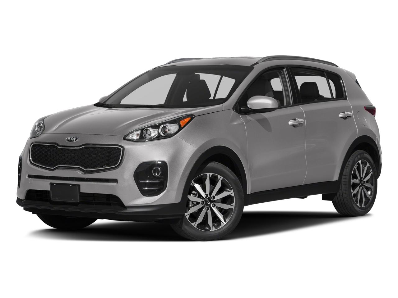 2017 Kia Sportage Vehicle Photo in Jasper, GA 30143