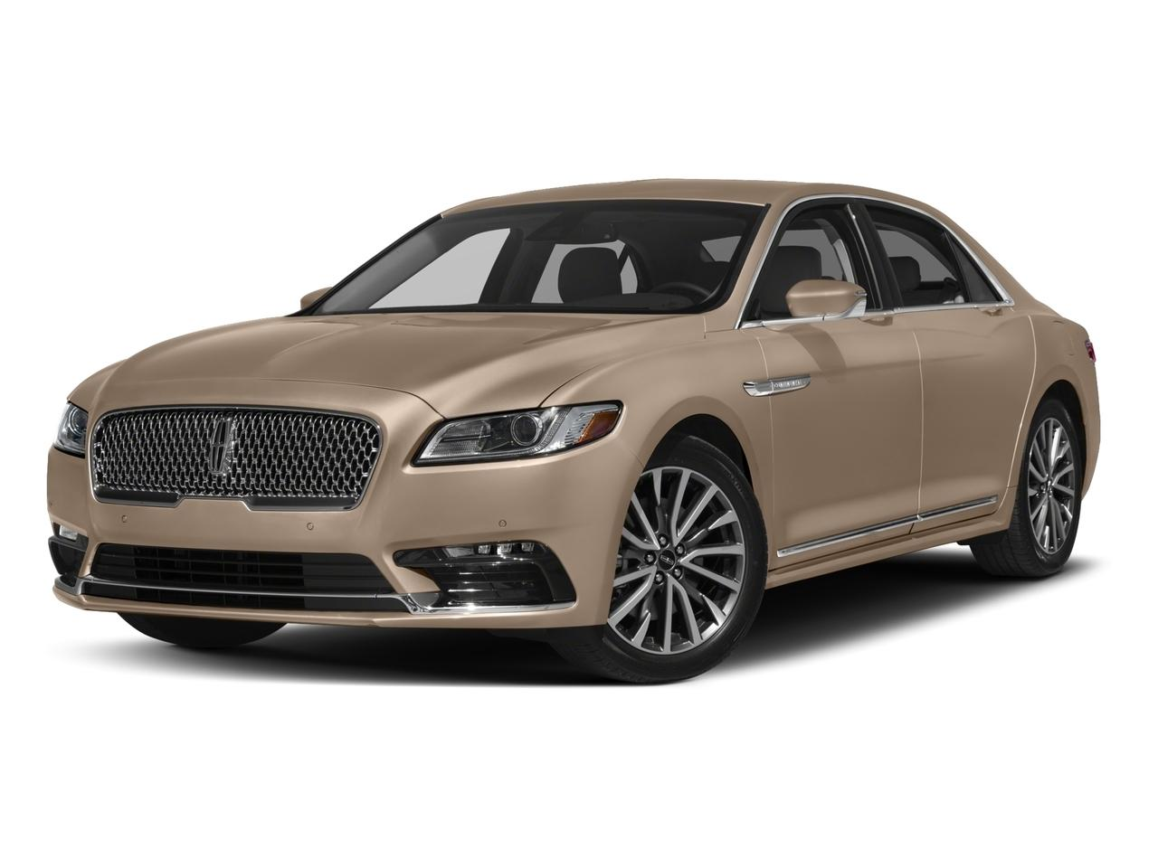2017 LINCOLN Continental Vehicle Photo in Houston, TX 77054