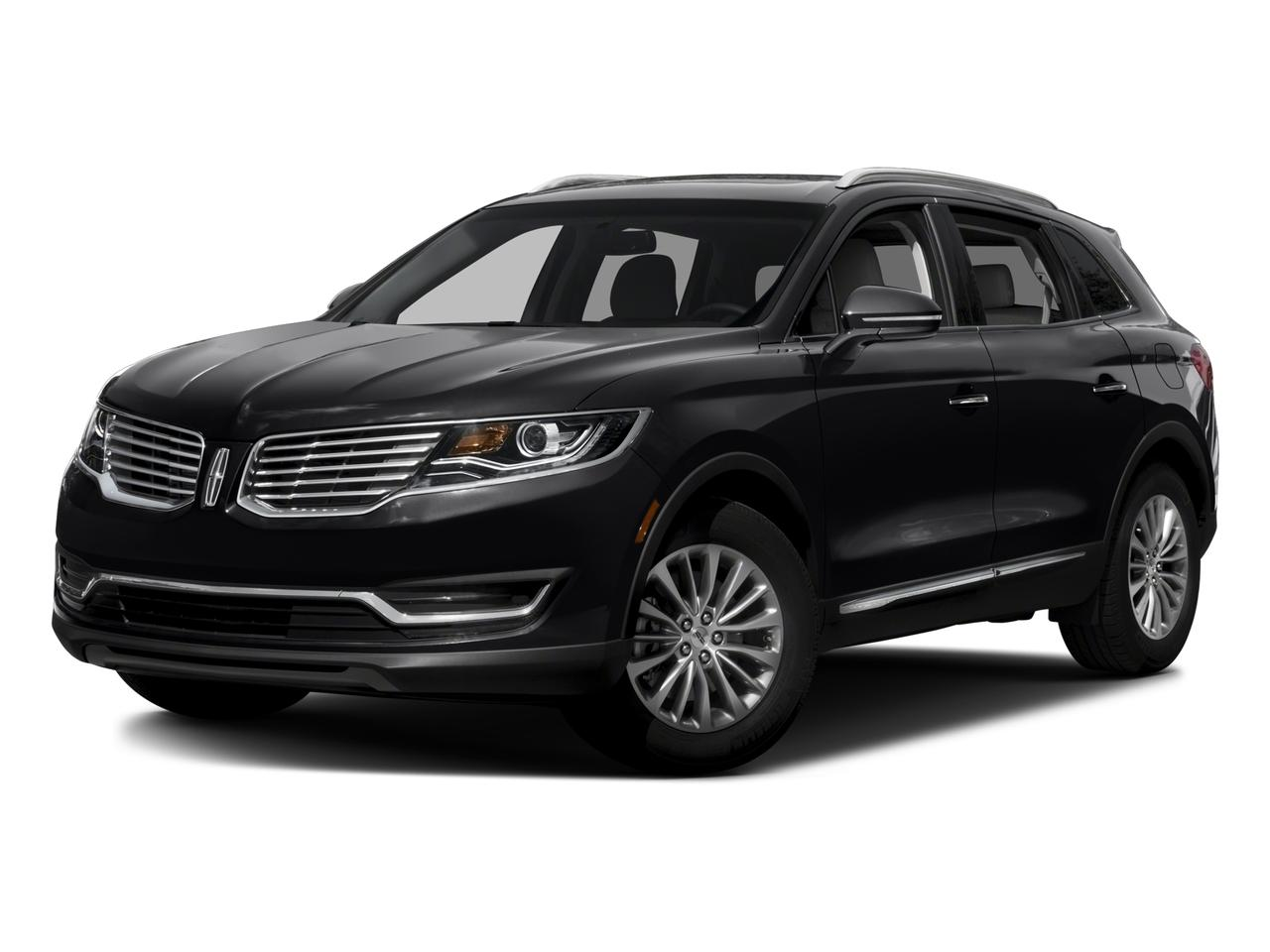 2017 LINCOLN MKX Vehicle Photo in Calumet City, IL 60409