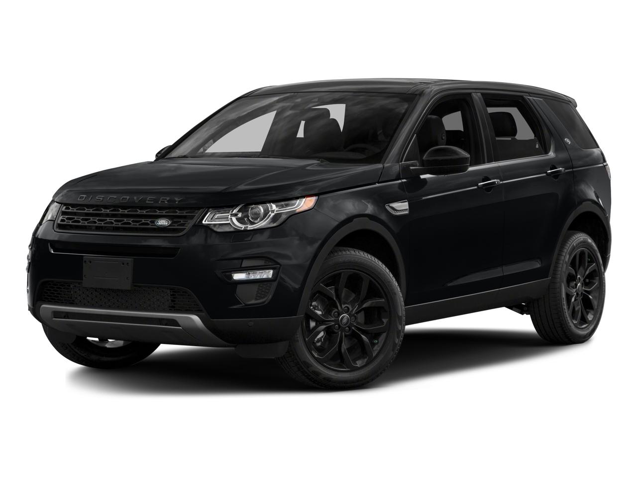 2017 Land Rover Discovery Sport Vehicle Photo in Charlotte, NC 28227