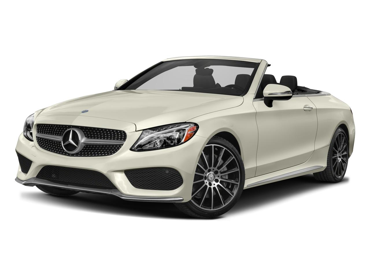 2017 Mercedes-Benz C-Class Vehicle Photo in Corpus Christi, TX 78411