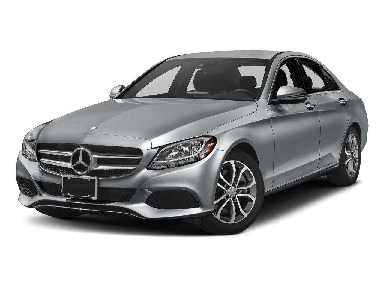 2017 Mercedes-Benz C-Class Vehicle Photo in Austin, TX 78759
