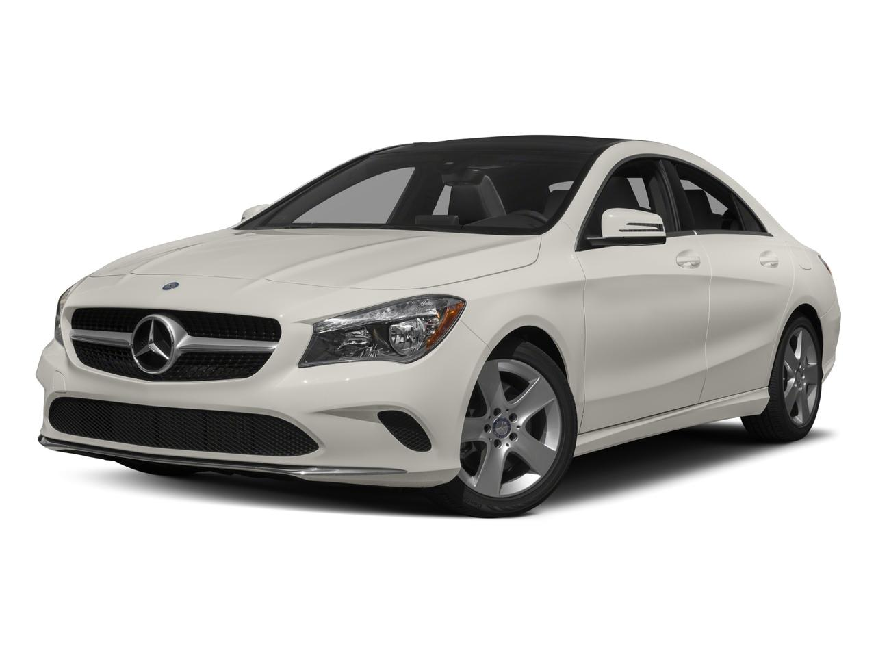 2017 Mercedes-Benz CLA Vehicle Photo in Portland, OR 97225