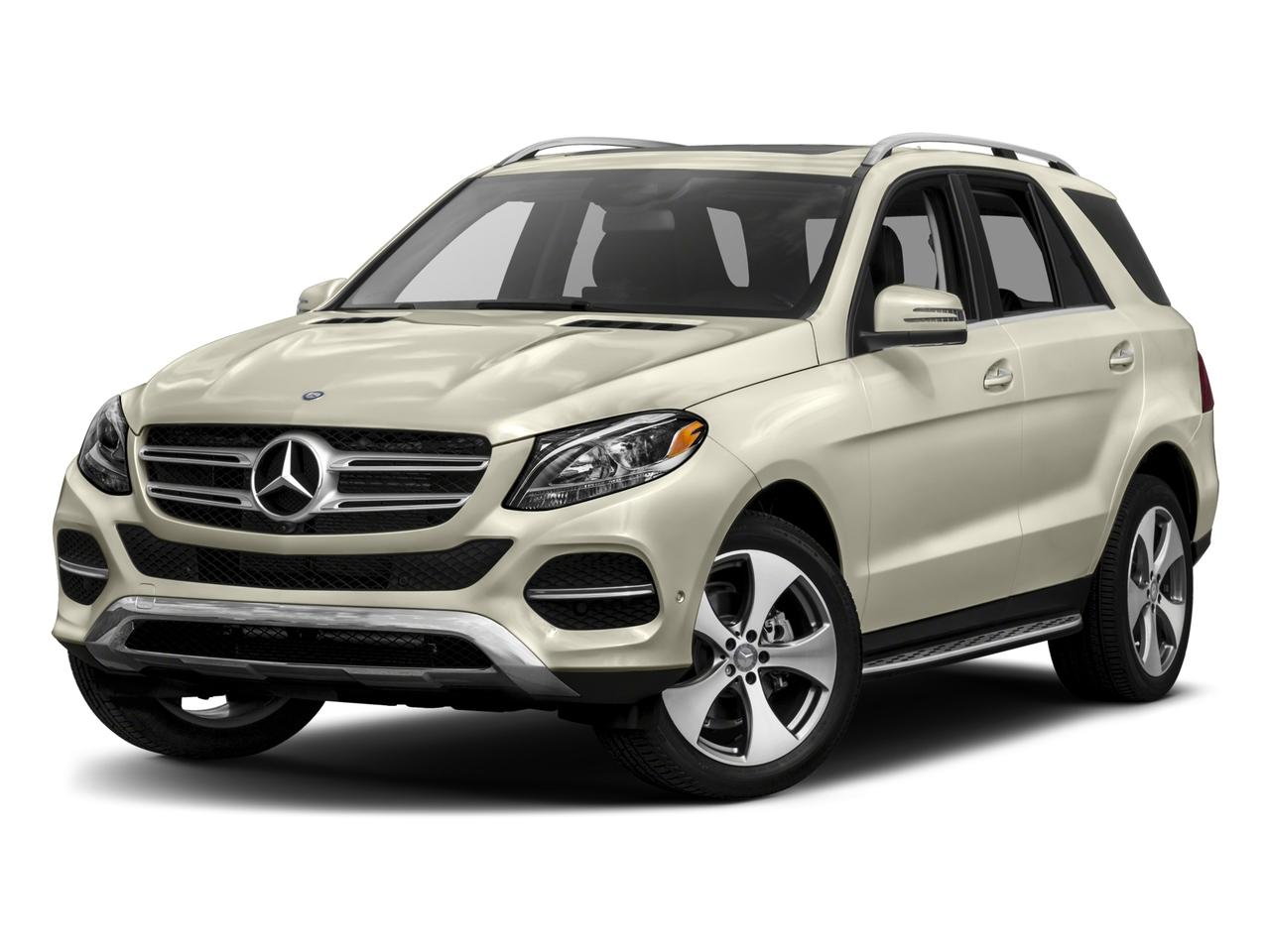 2017 Mercedes-Benz GLE Vehicle Photo in Portland, OR 97225