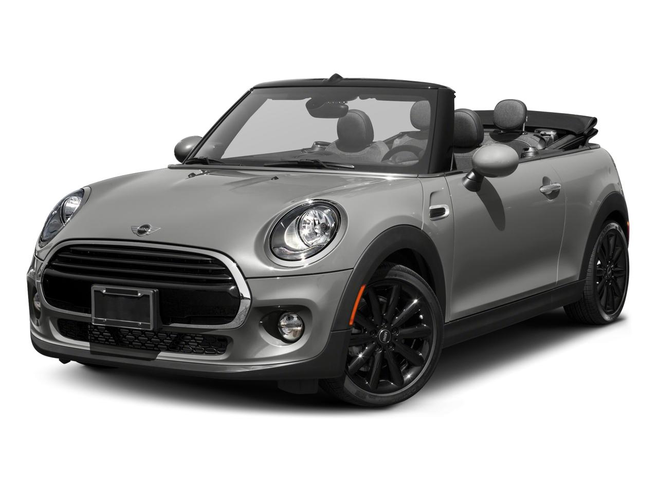 2017 MINI Cooper Convertible Vehicle Photo in Joliet, IL 60435