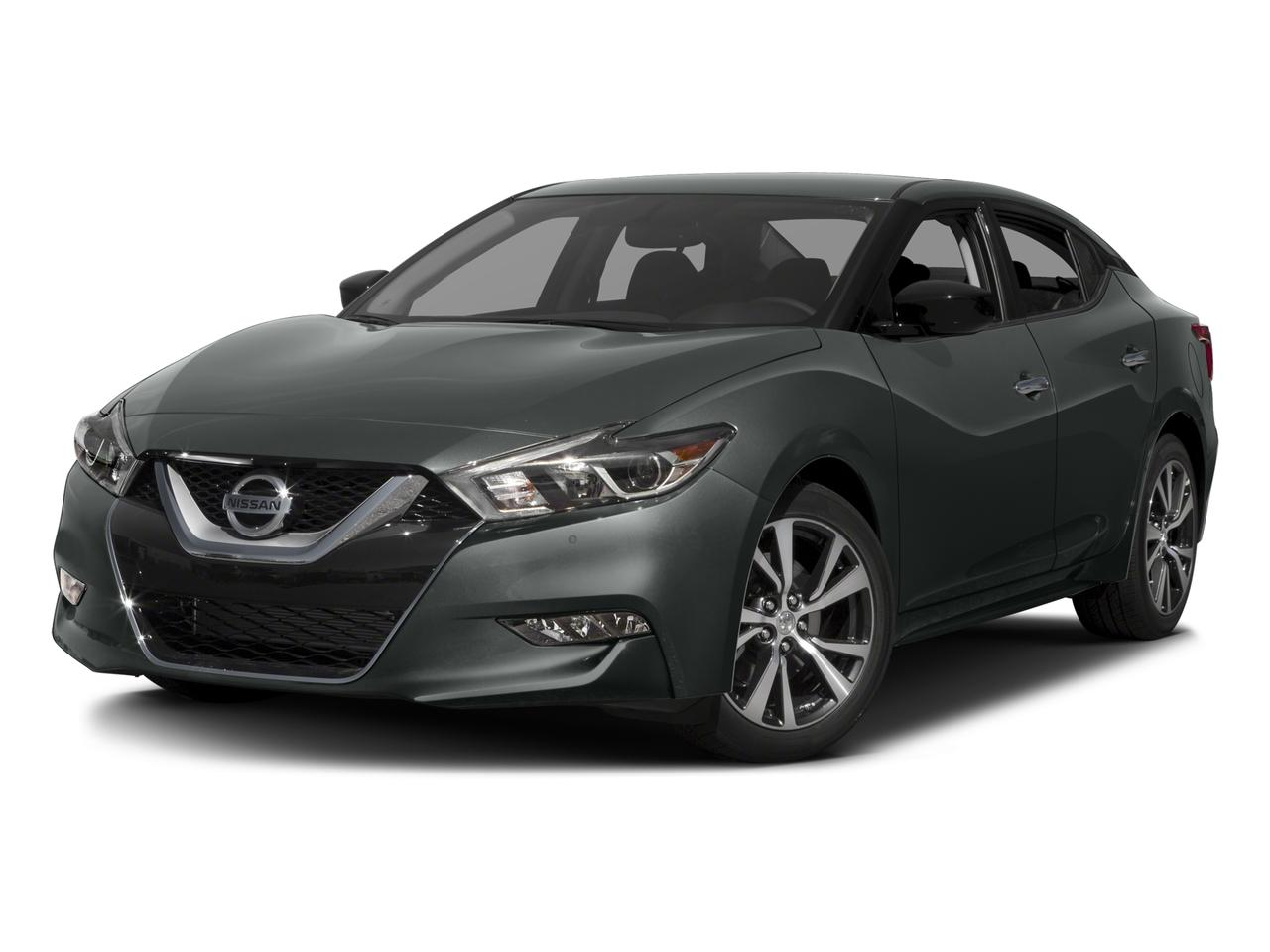 2017 Nissan Maxima Vehicle Photo in San Angelo, TX 76903