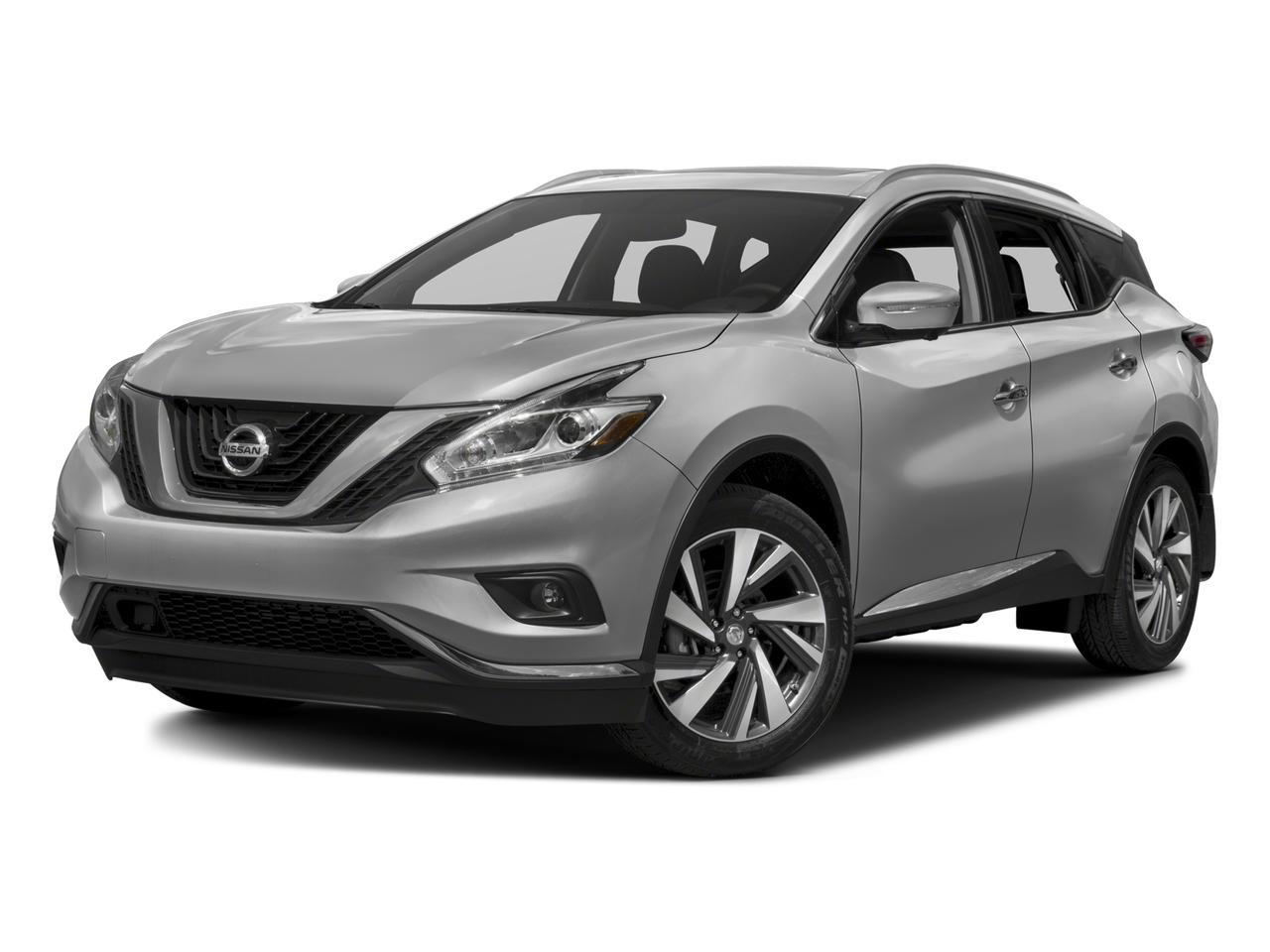 2017 Nissan Murano Vehicle Photo in Nashua, NH 03060