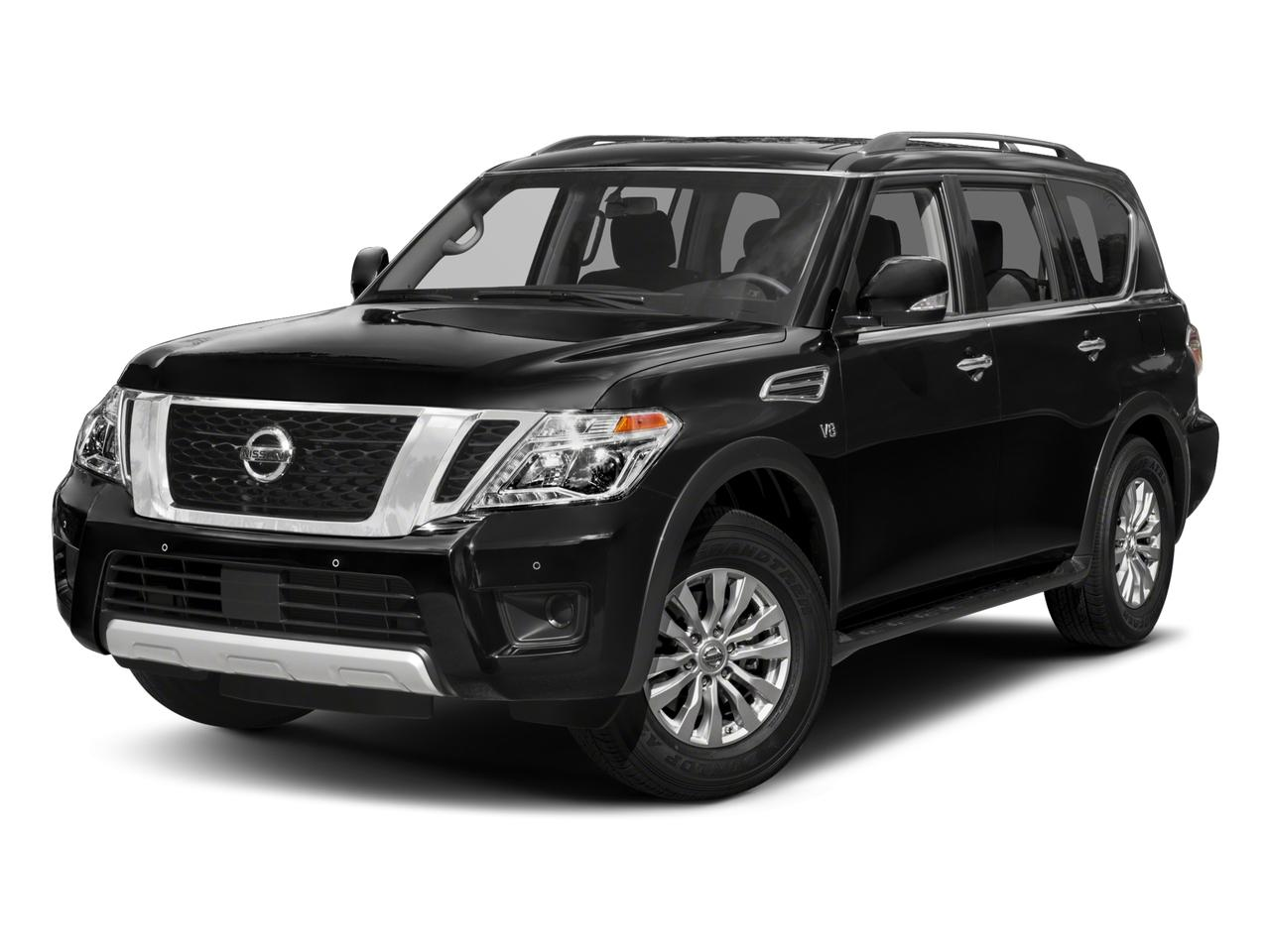 2017 Nissan Armada Vehicle Photo in Killeen, TX 76541