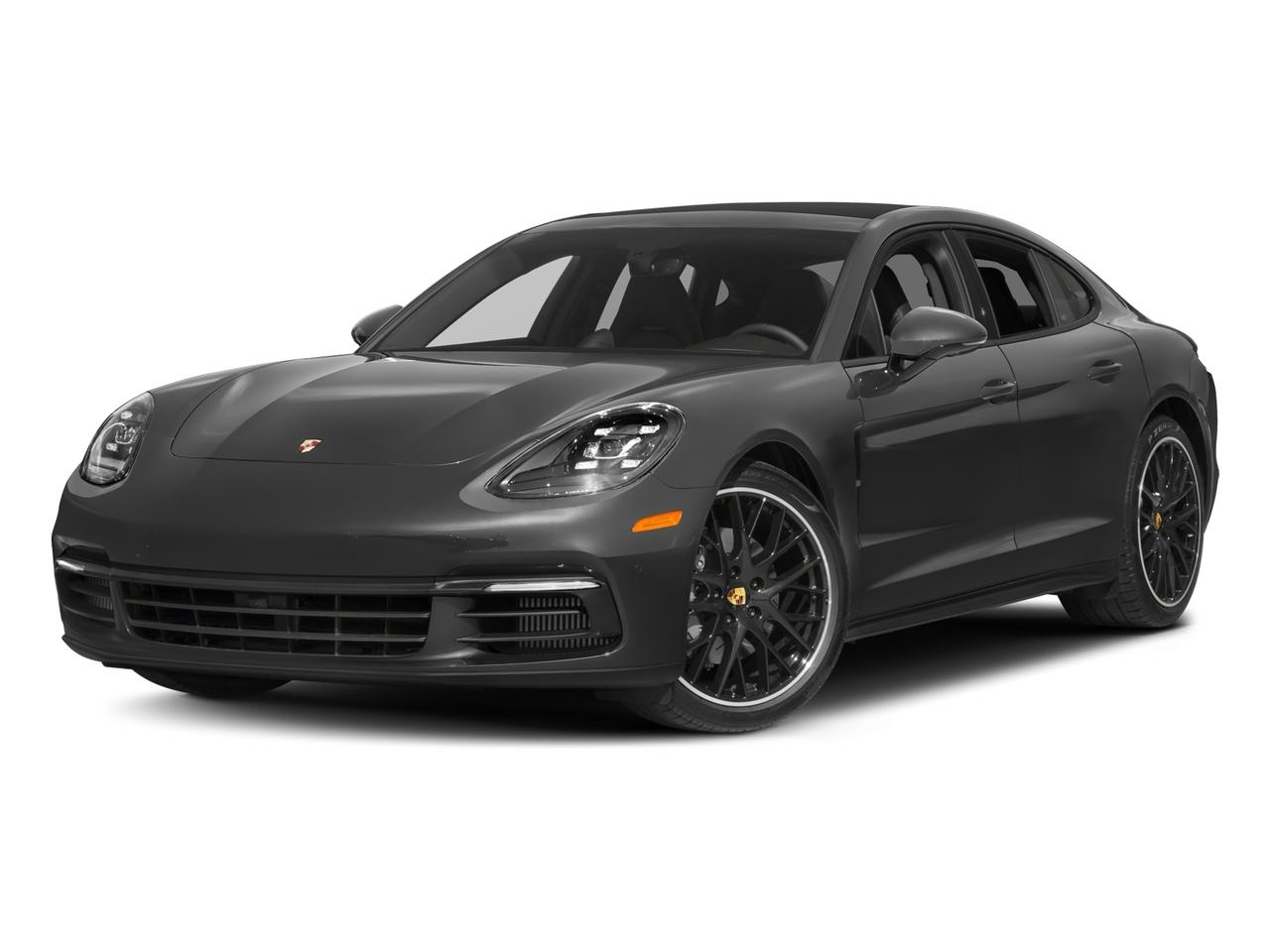 2017 Porsche Panamera Vehicle Photo in Appleton, WI 54913