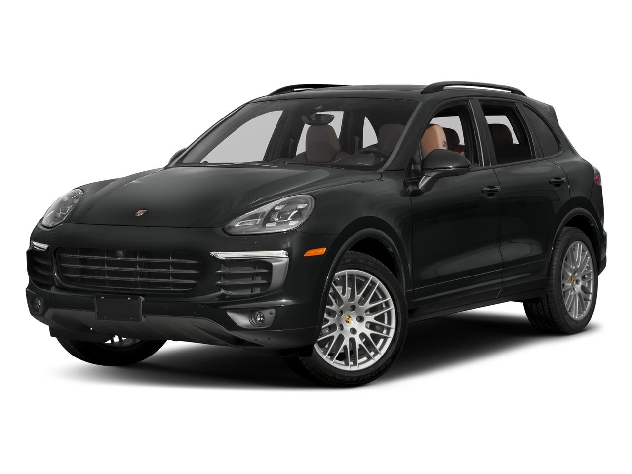 2017 Porsche Cayenne Vehicle Photo in Willow Grove, PA 19090