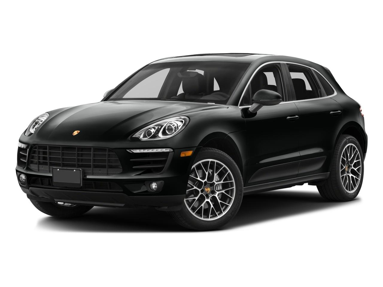 2017 Porsche Macan Vehicle Photo in Bowie, MD 20716