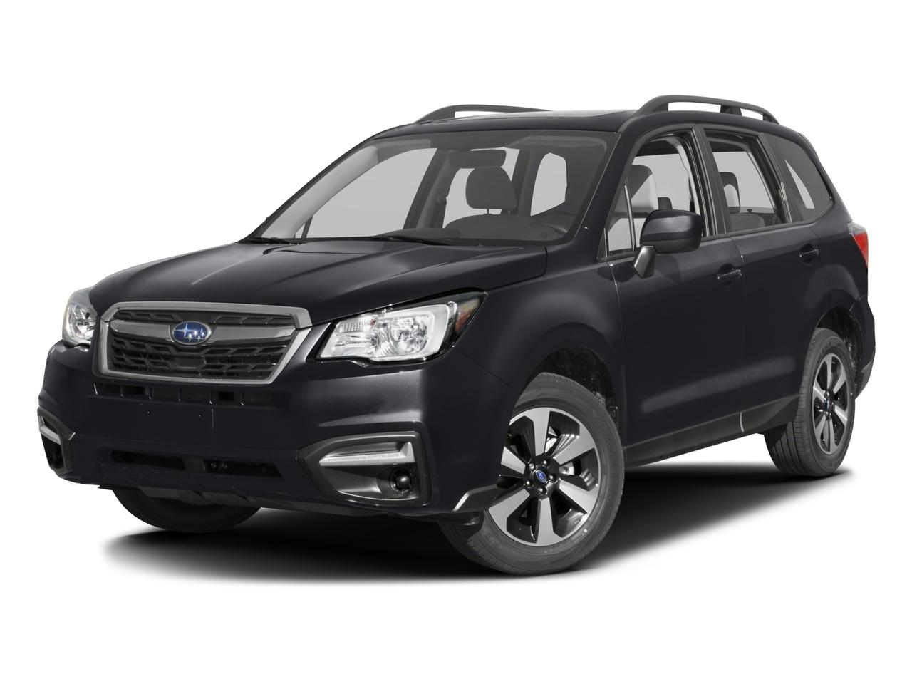 2017 Subaru Forester Vehicle Photo in Medina, OH 44256