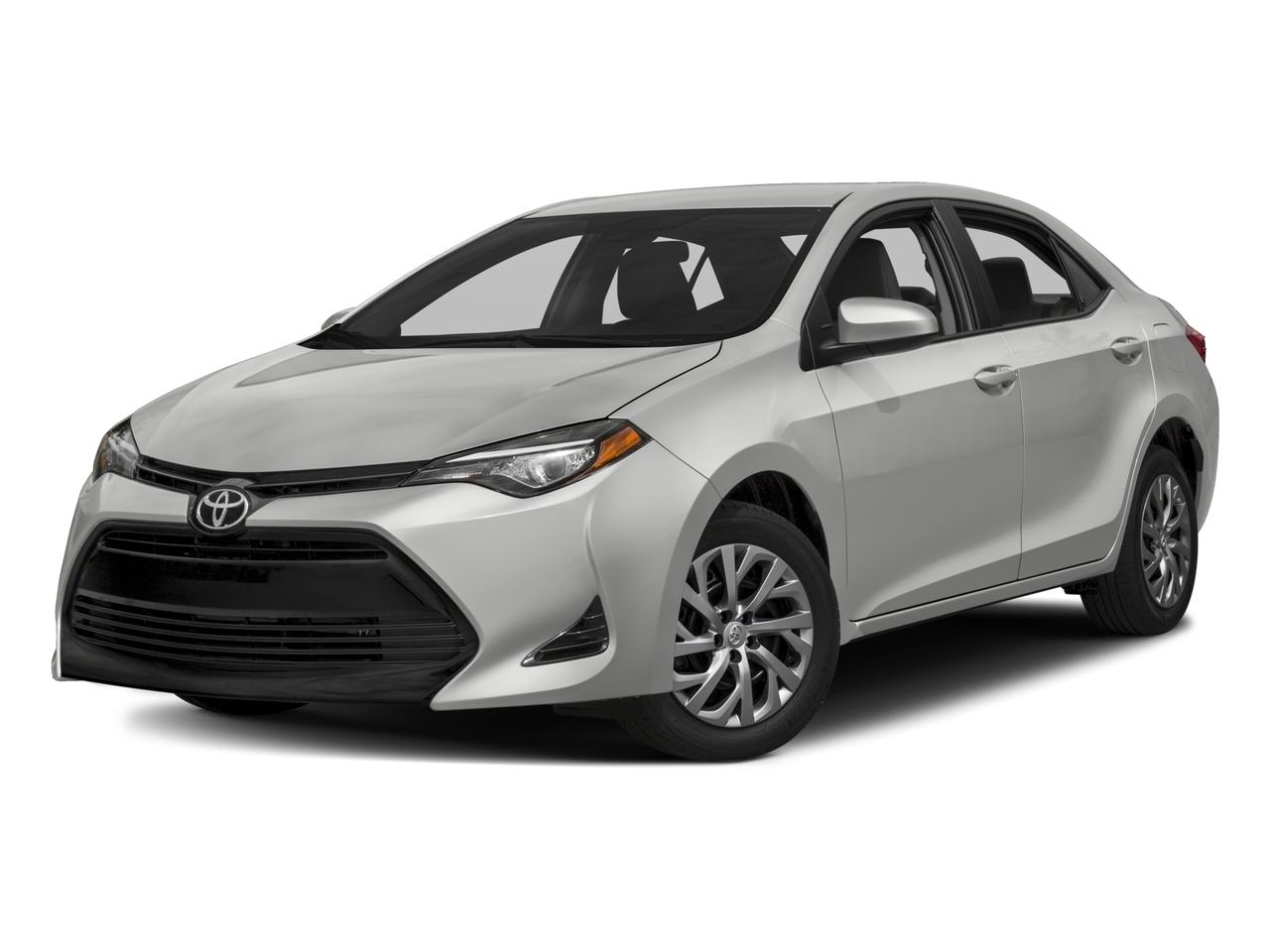 2017 Toyota Corolla Vehicle Photo in Oakdale, CA 95361