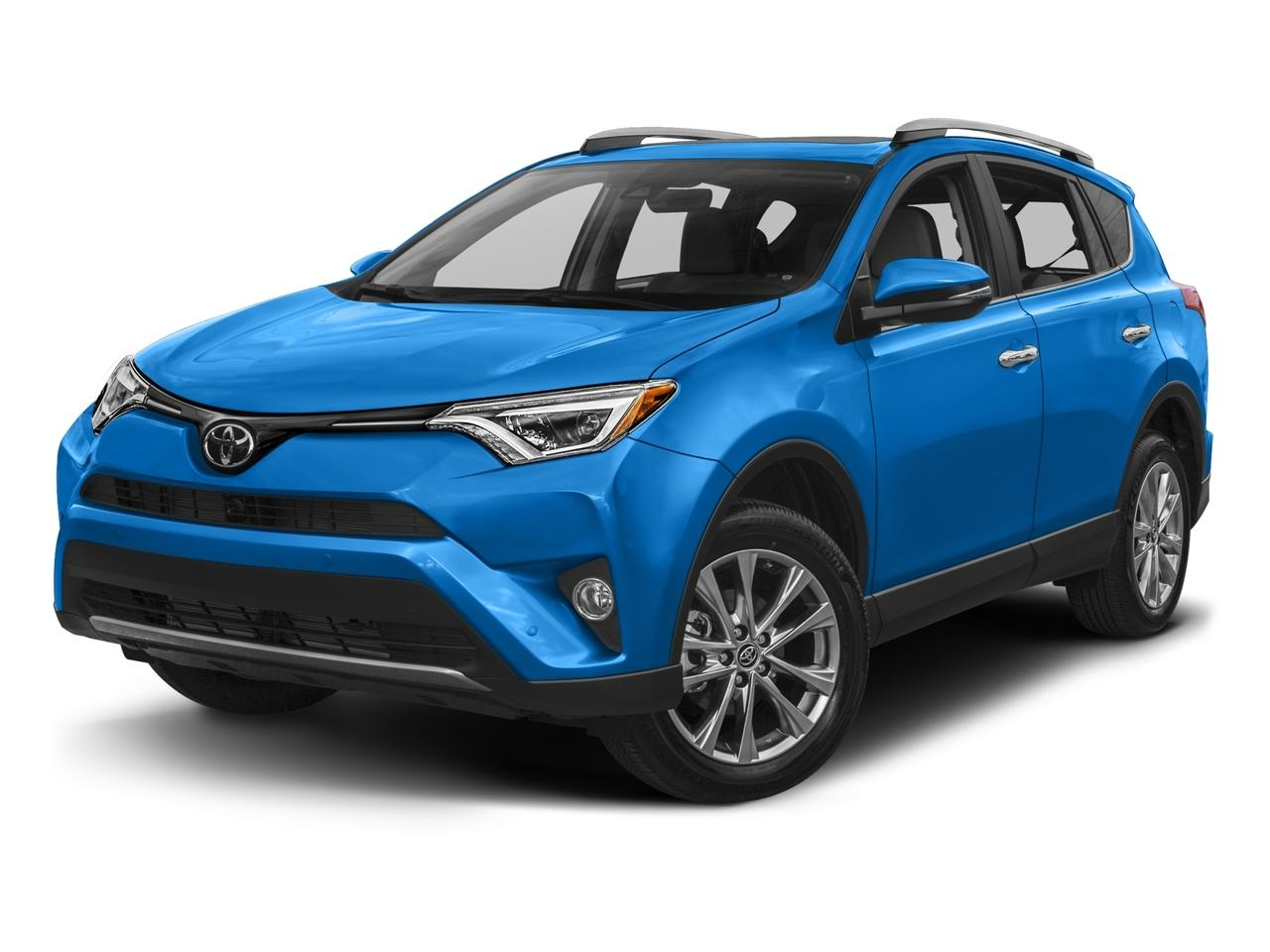 2017 Toyota RAV4 Vehicle Photo in Tucson, AZ 85705