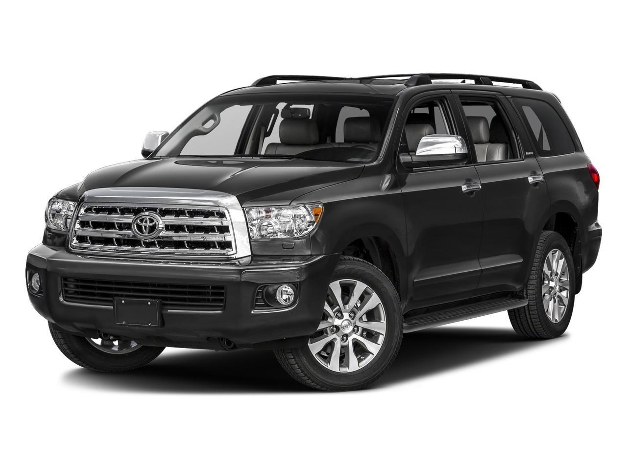 2017 Toyota Sequoia Vehicle Photo in Denver, CO 80123