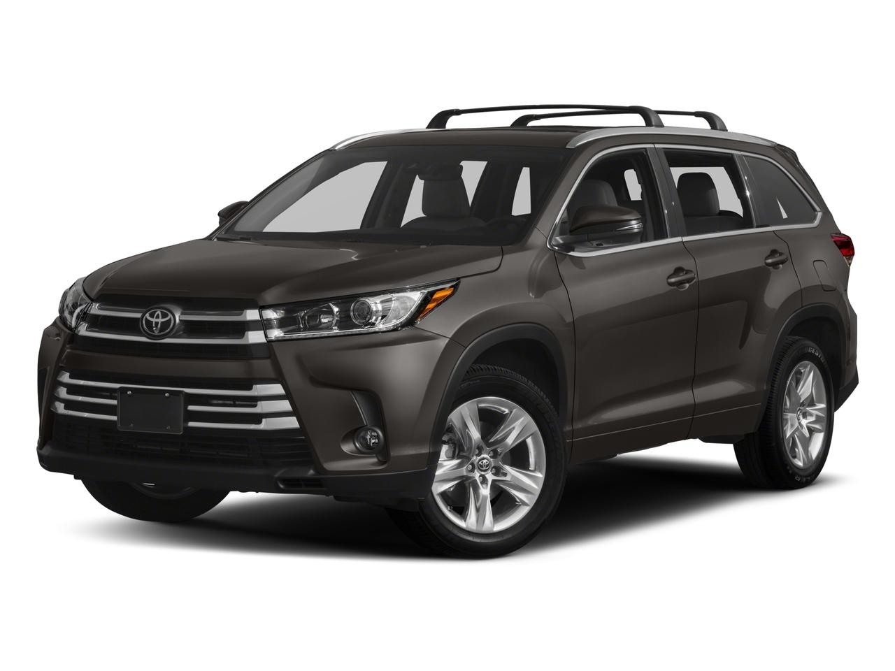 2017 Toyota Highlander Vehicle Photo in Akron, OH 44312