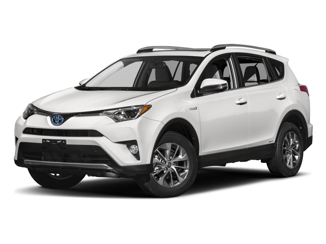 2017 Toyota RAV4 Hybrid Vehicle Photo in Prince Frederick, MD 20678