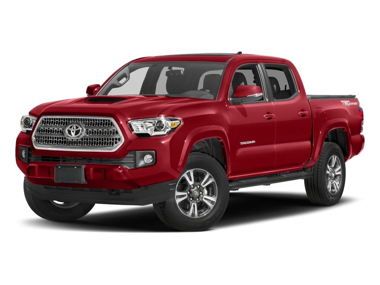 2017 Toyota Tacoma Vehicle Photo in Rockville, MD 20852