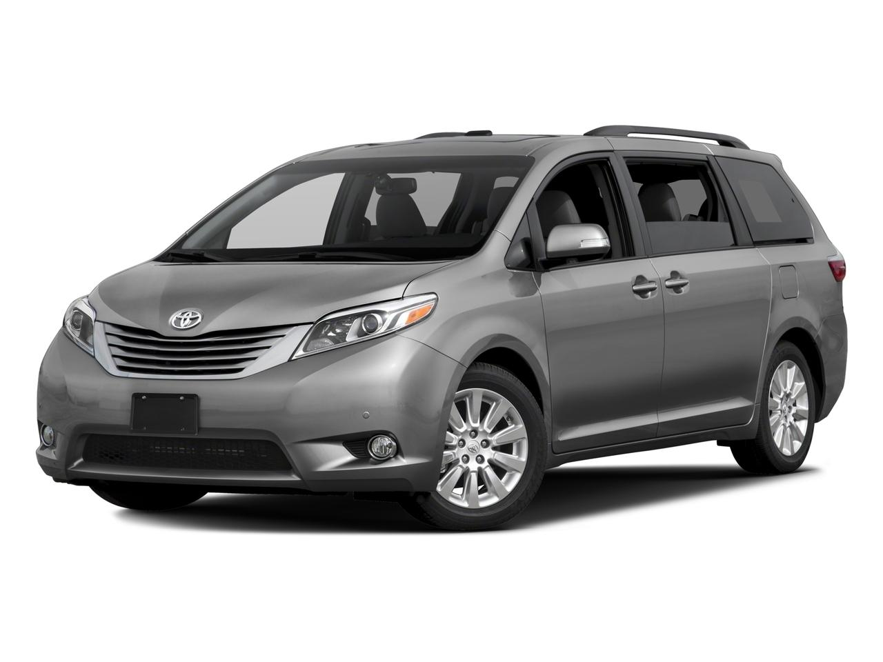 2017 Toyota Sienna Vehicle Photo in Mission, TX 78572