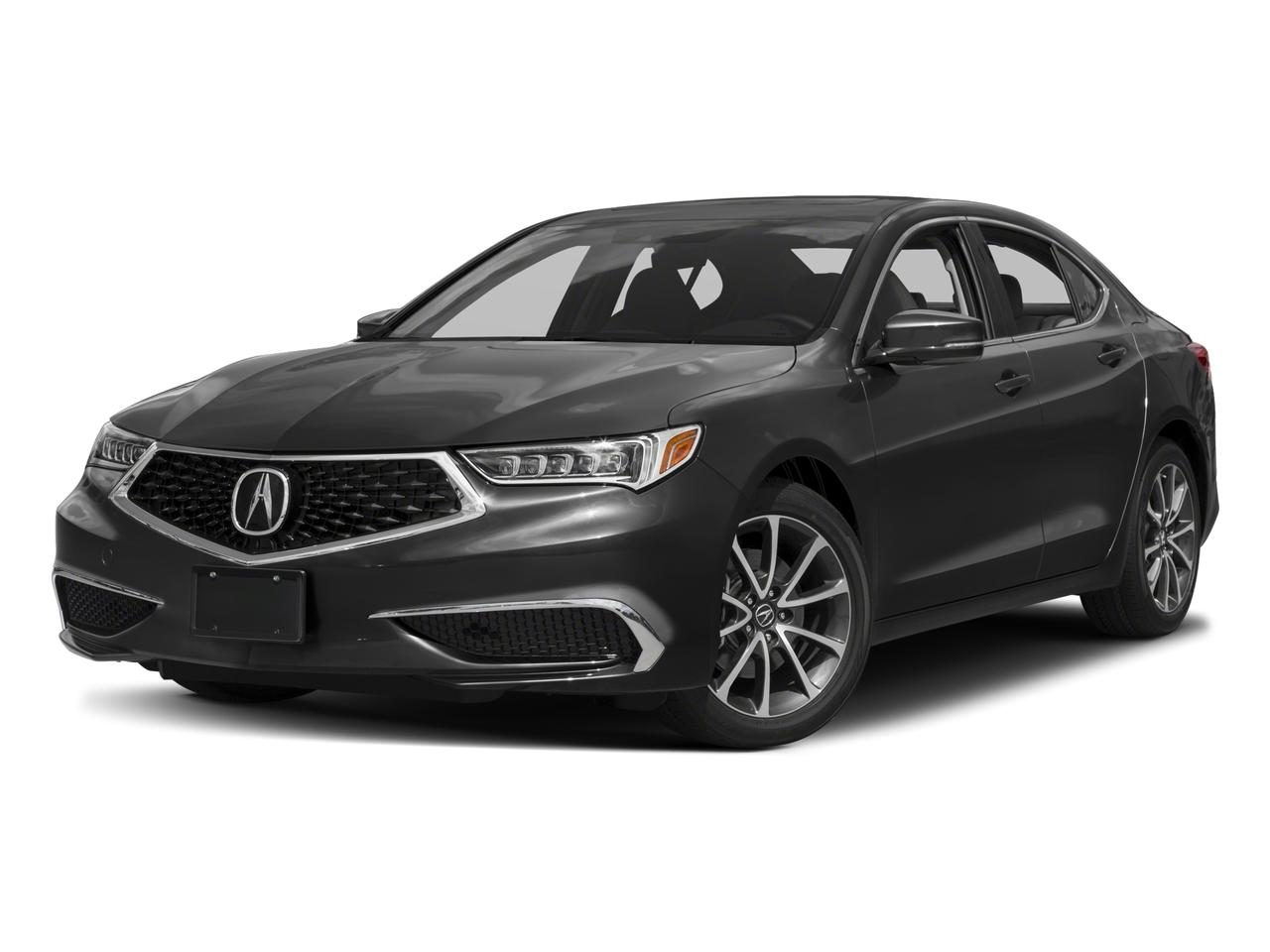 2018 Acura TLX Vehicle Photo in Rockville, MD 20852