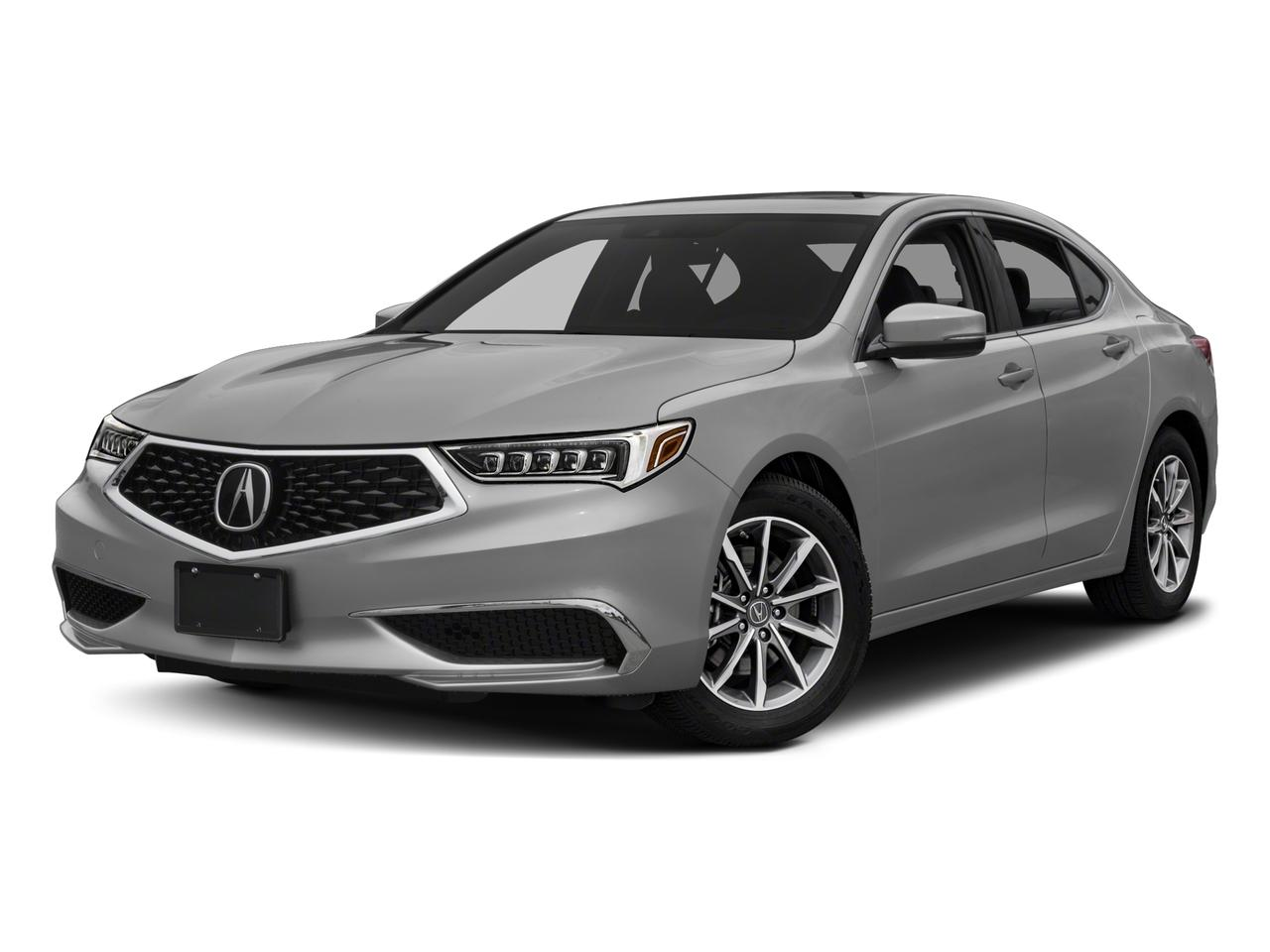 2018 Acura TLX Vehicle Photo in Trevose, PA 19053