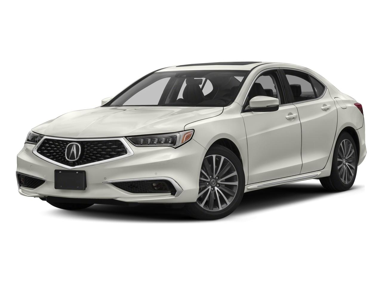 2018 Acura TLX Vehicle Photo in Tucson, AZ 85705