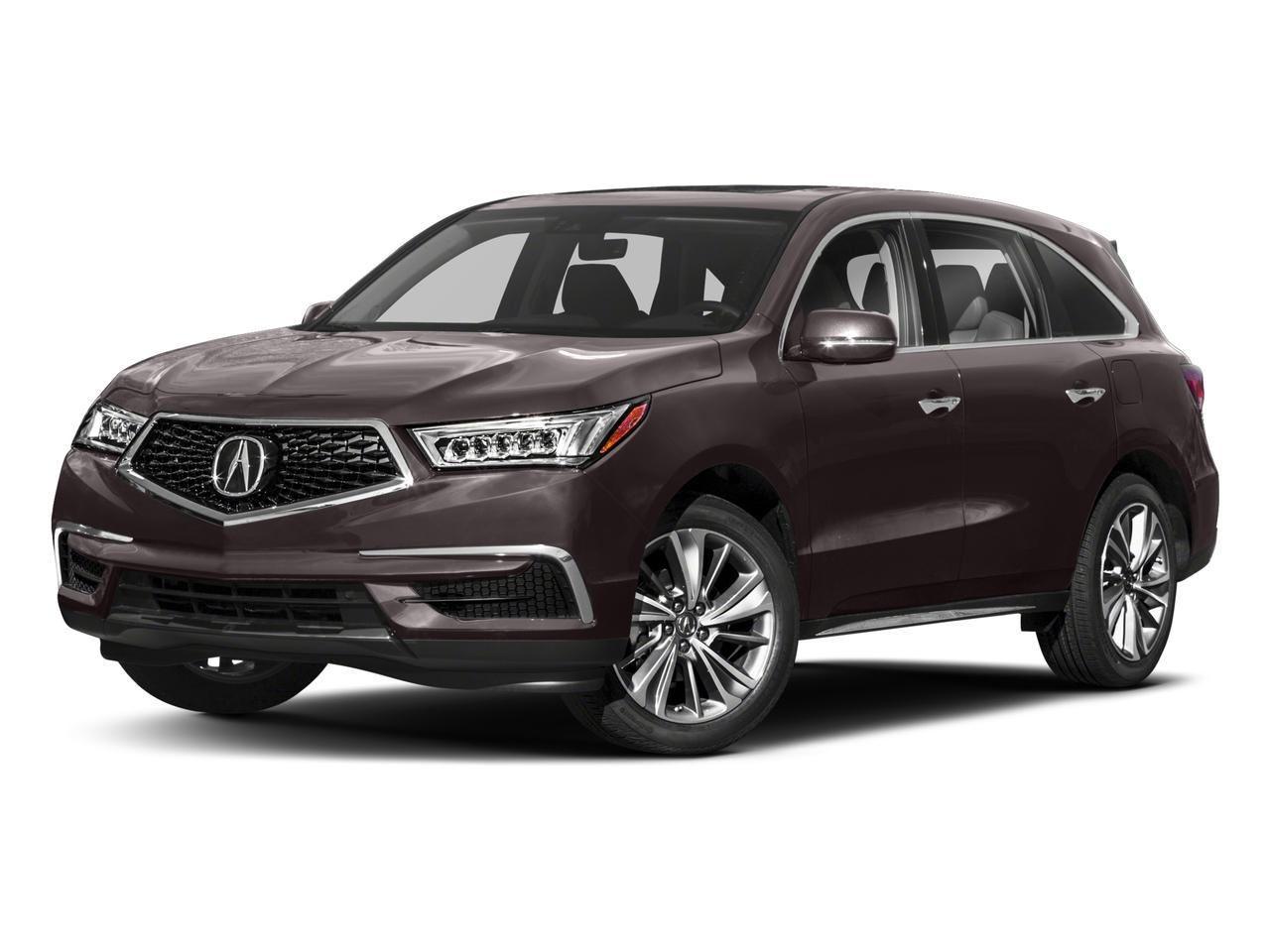 2018 Acura MDX Vehicle Photo in Philadelphia, PA 19153