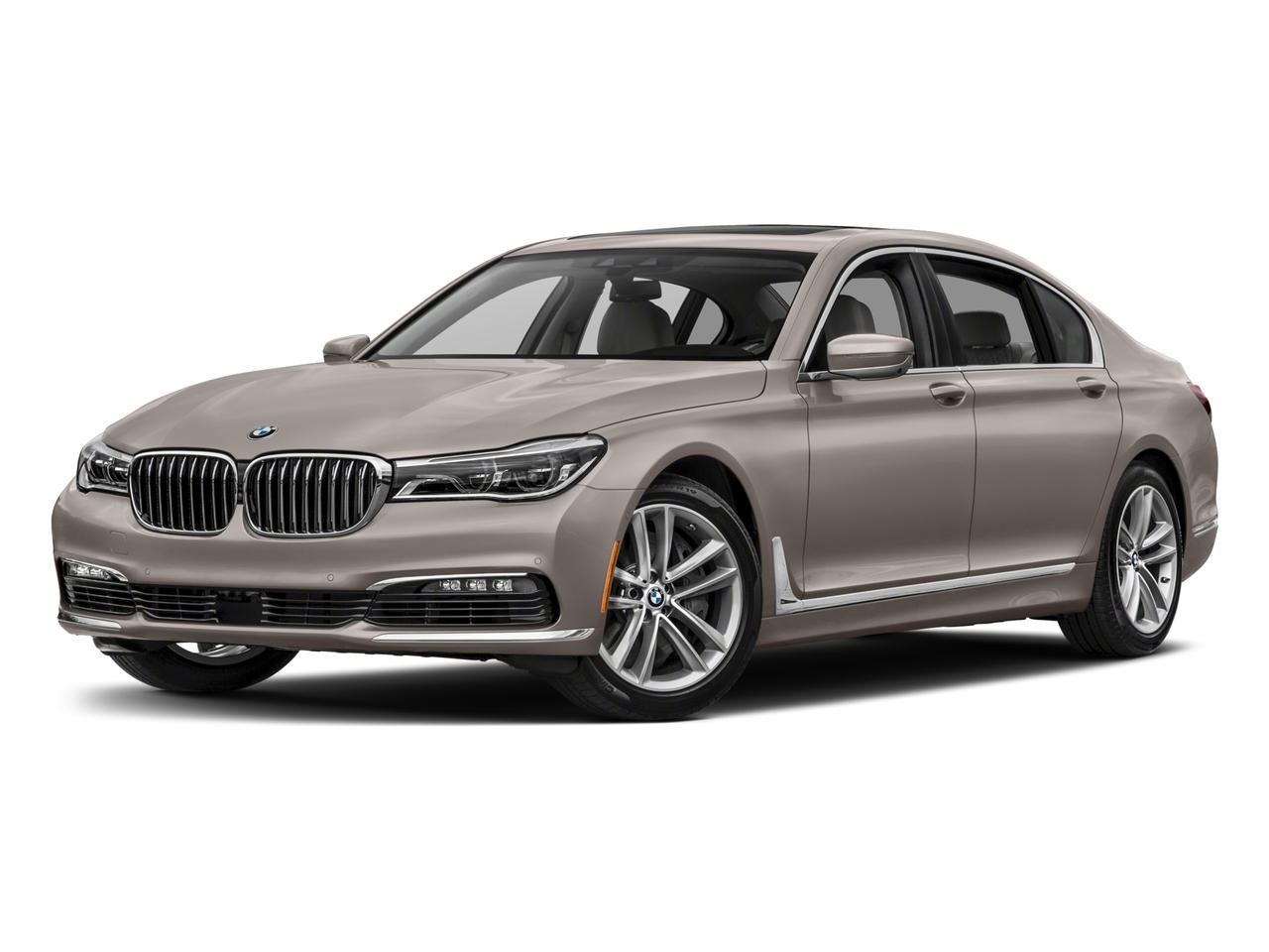 2018 BMW 750i xDrive Vehicle Photo in Grapevine, TX 76051