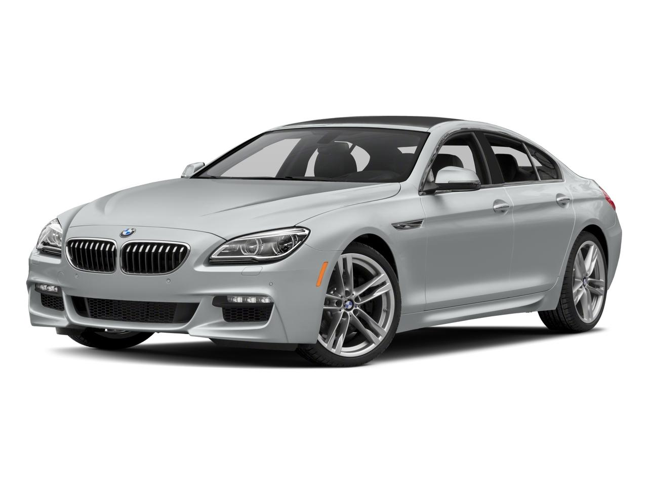 2018 BMW 640i Vehicle Photo in Temple, TX 76502