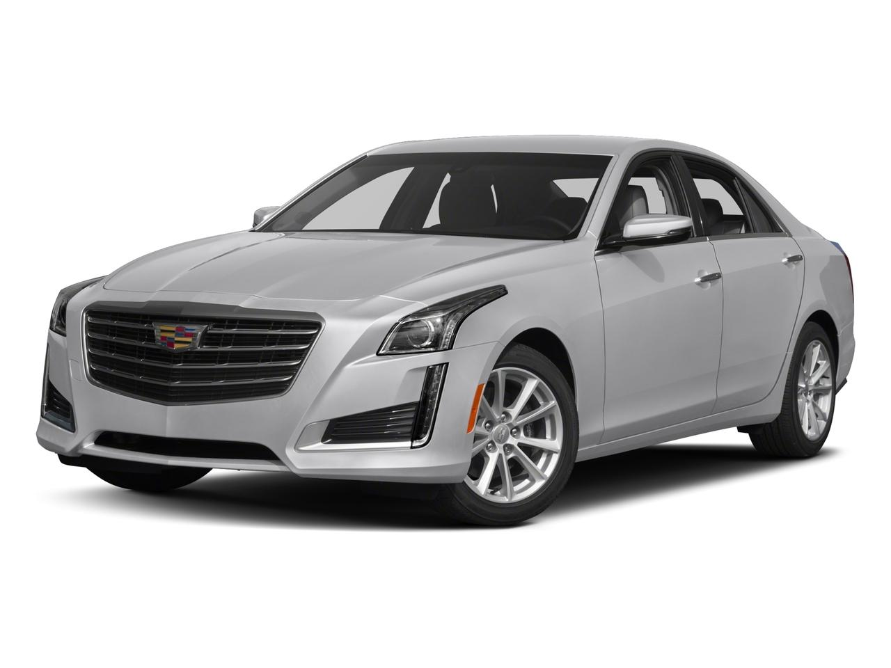 2018 Cadillac CTS Sedan Vehicle Photo in Nashua, NH 03060