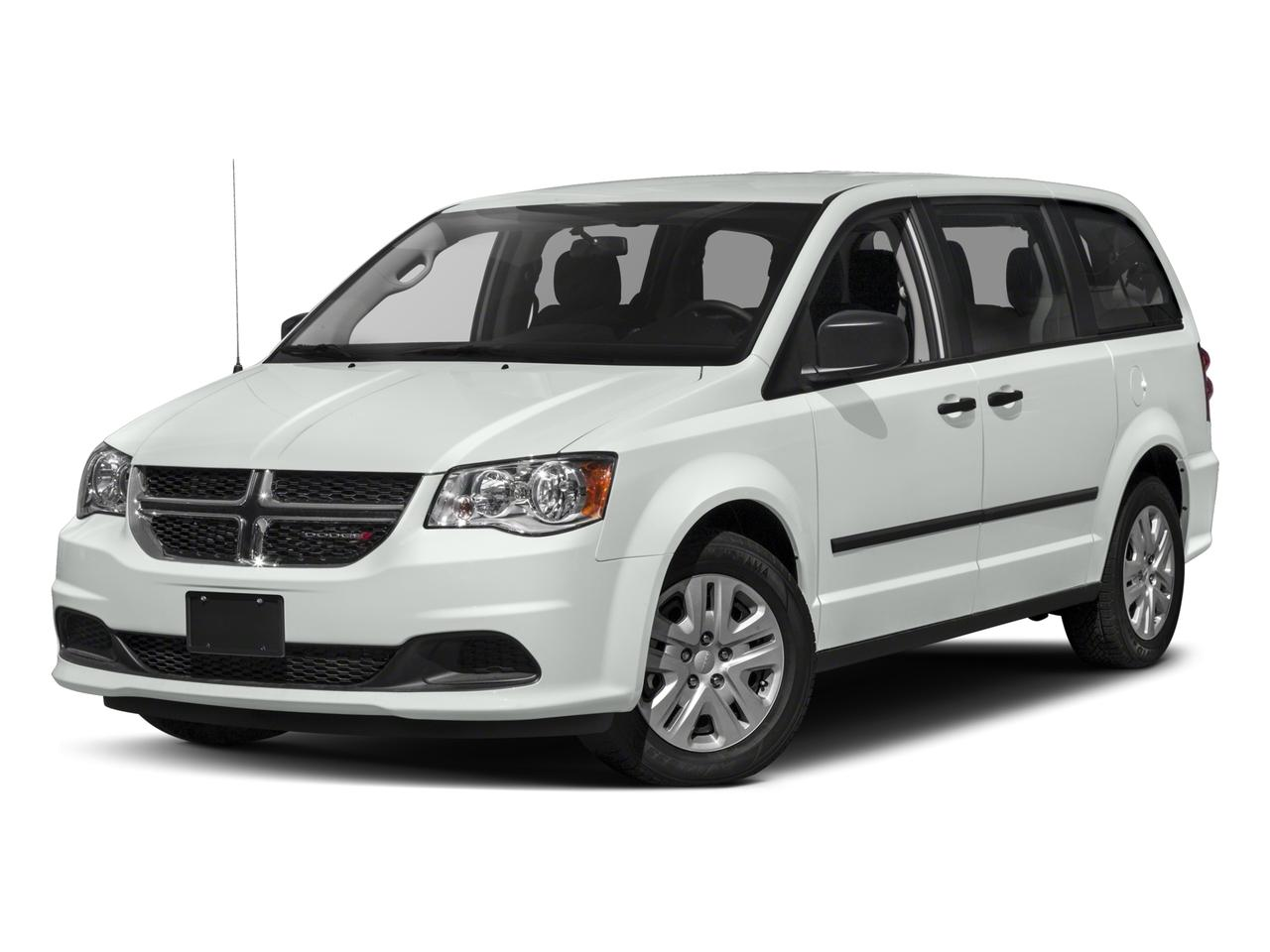 2018 Dodge Grand Caravan Vehicle Photo in Novato, CA 94945