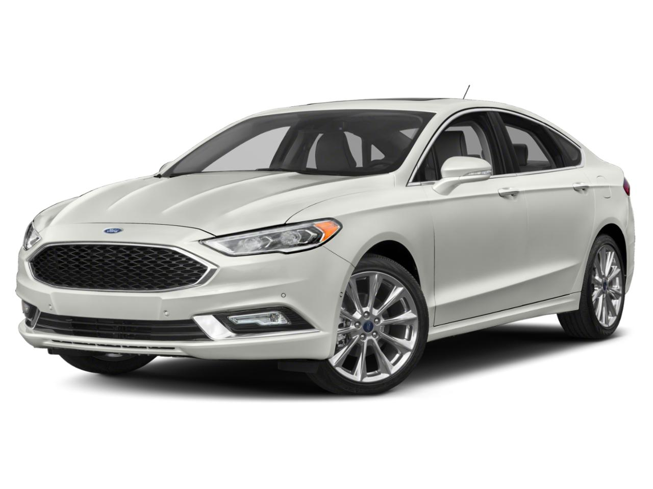 2018 Ford Fusion Vehicle Photo in Tucson, AZ 85712