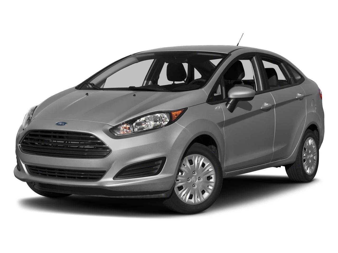 2018 Ford Fiesta Vehicle Photo in Hollywood, MD 20636