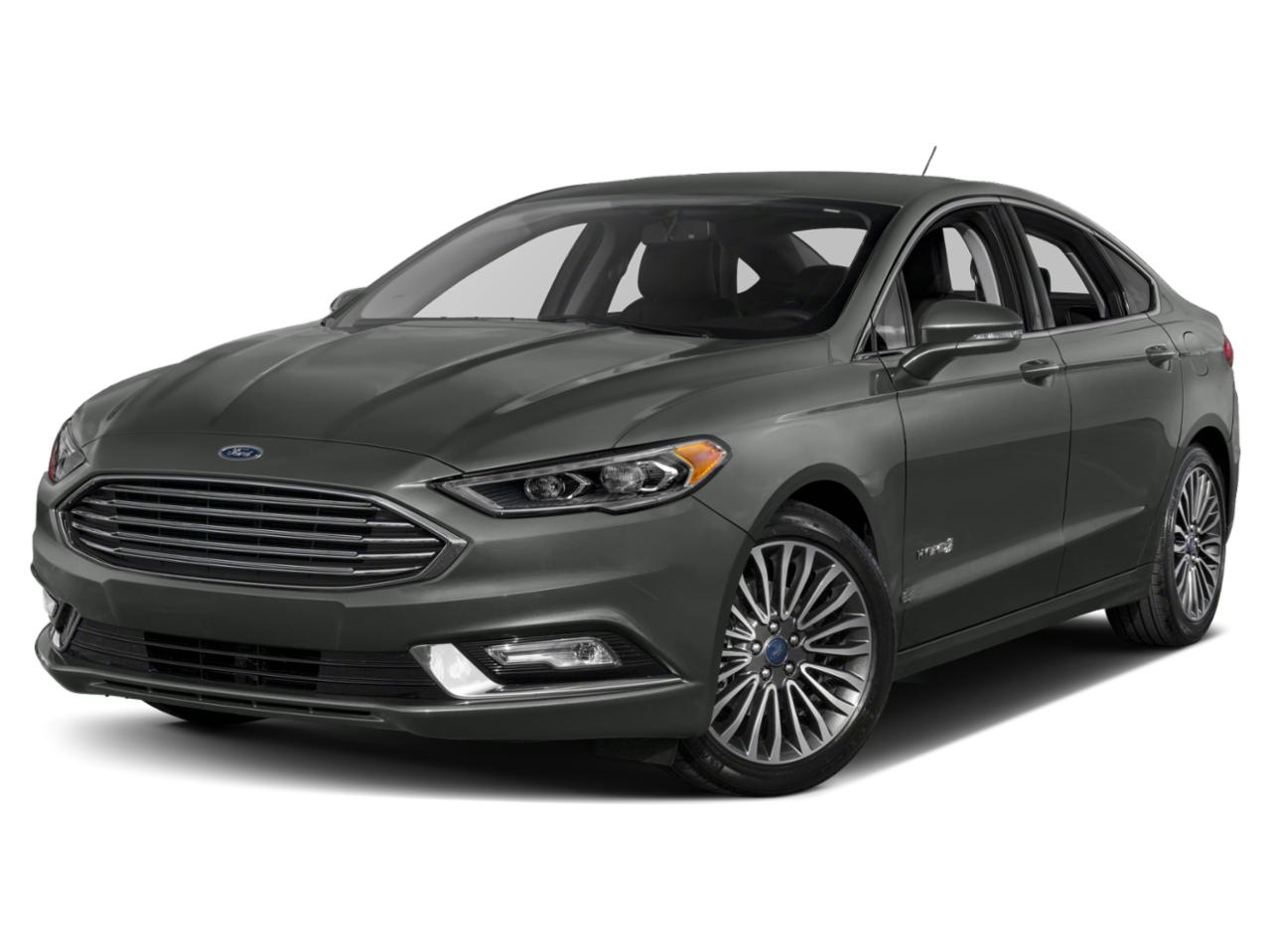 2018 Ford Fusion Hybrid Vehicle Photo in Odessa, TX 79762