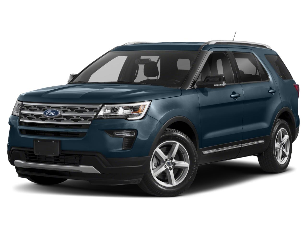 2018 Ford Explorer Vehicle Photo in El Paso , TX 79925