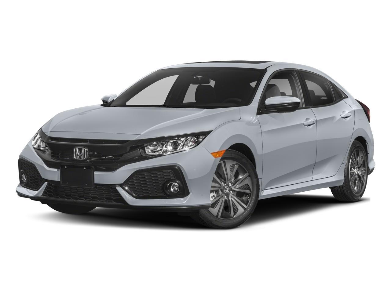 2018 Honda Civic Hatchback Vehicle Photo in Edinburg, TX 78539