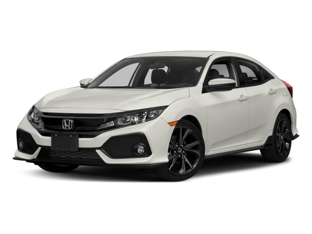 2018 Honda Civic Hatchback Vehicle Photo in Tulsa, OK 74133