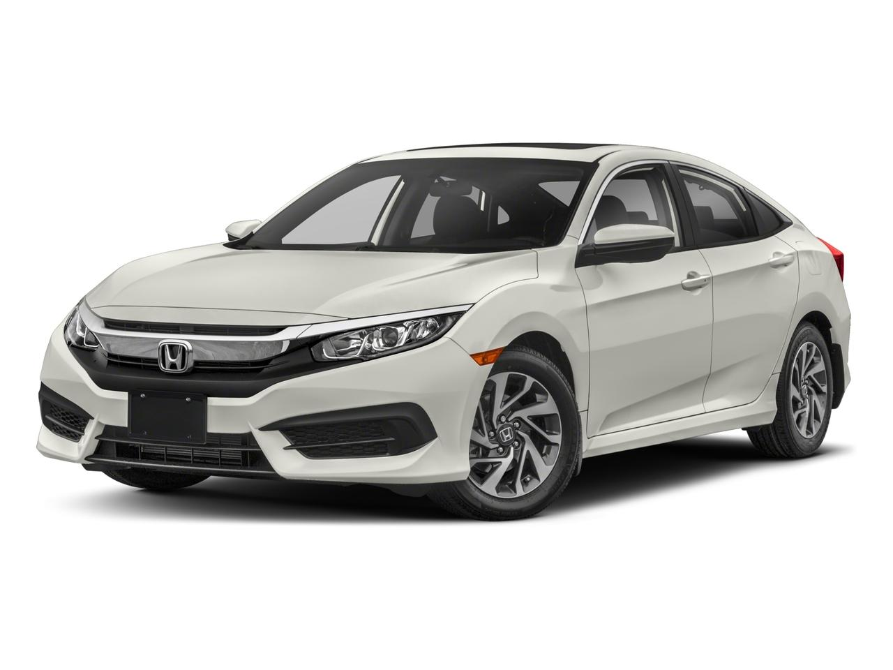 2018 Honda Civic Sedan Vehicle Photo in Corpus Christi, TX 78411