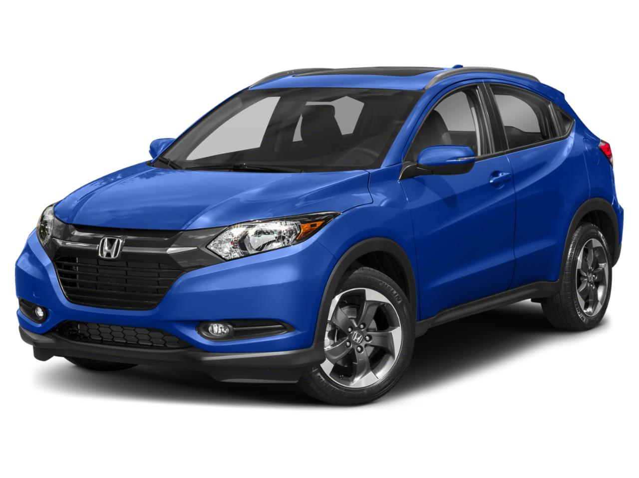 2018 Honda HR-V Vehicle Photo in Rockville, MD 20852