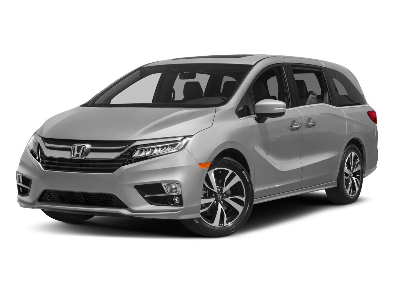 2018 Honda Odyssey Vehicle Photo in Brockton, MA 02301